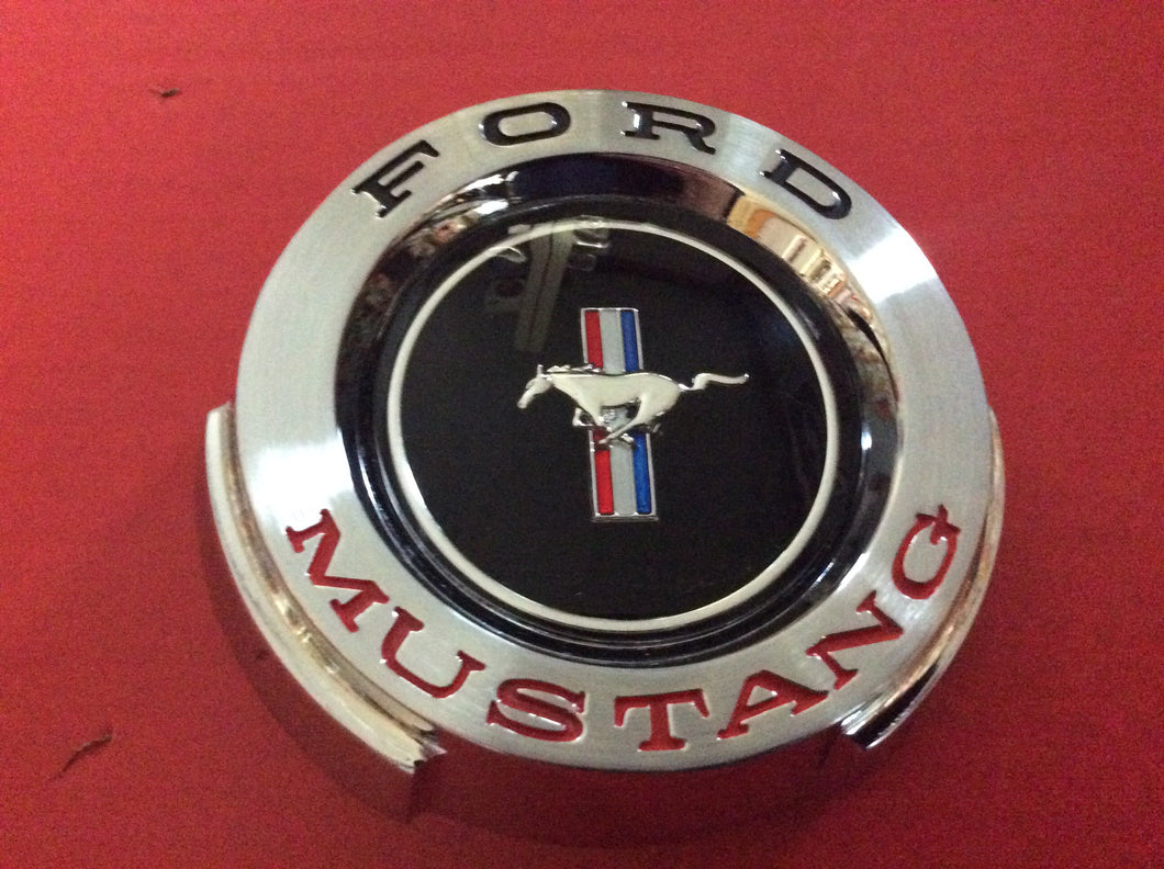 1965 Mustang Gas Cap with Retaining Wire