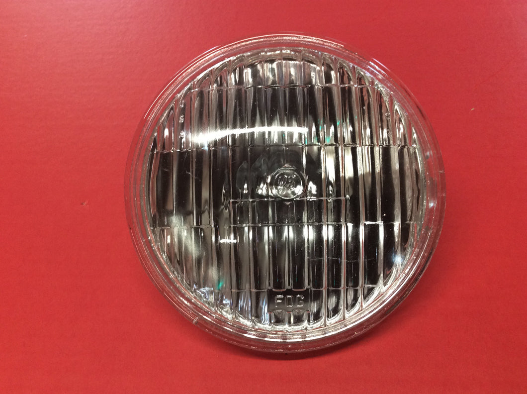 1965-1968 Mustang GE Fog Light Bulbs Clear Each. Have GE LOGO and FOG Moulded into Glass