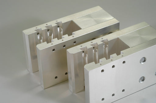 Fork Sockets | Custom Busbar/Flat Terminal Connectors by Globetech | High Current Fork Socket