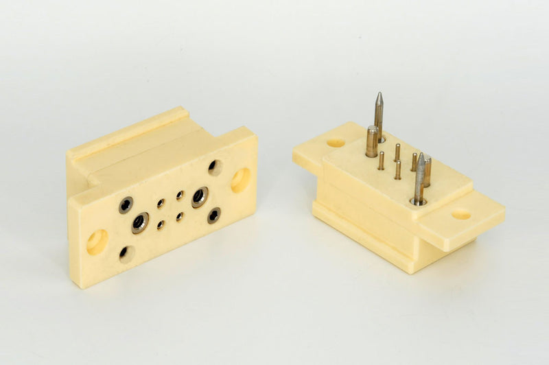 Custom Heat-Resistant Connectors by Globetech