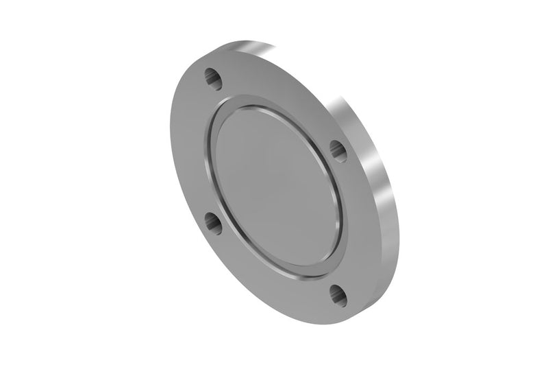 Cross-Section View of Custom O'Ring Groove Flange by Globetech