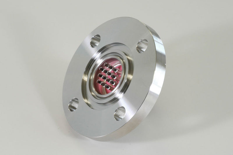 Custom Hermetic Connectors With Flanges by Globetech