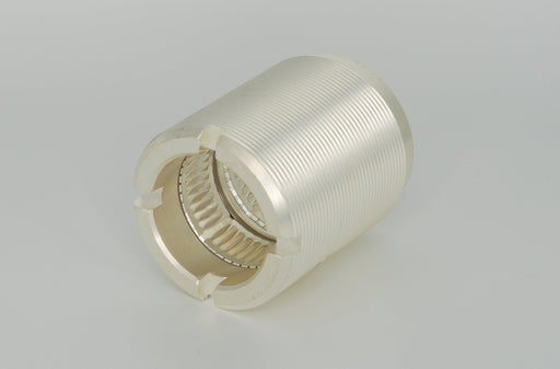 Standardized Socket with External Thread Termination by Globetech