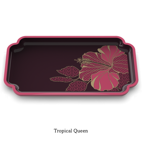 Lacquered Tea Tray