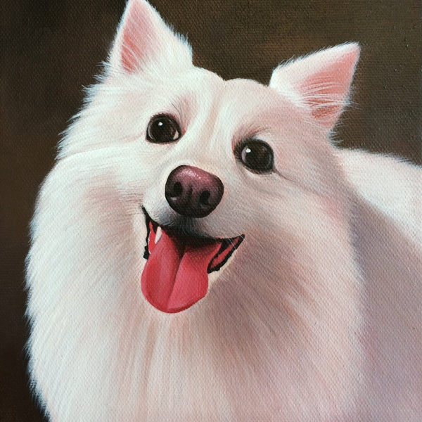 Bespoke Pet Painting