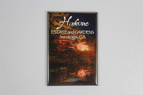 Hakone Estate and Gardens Magnet