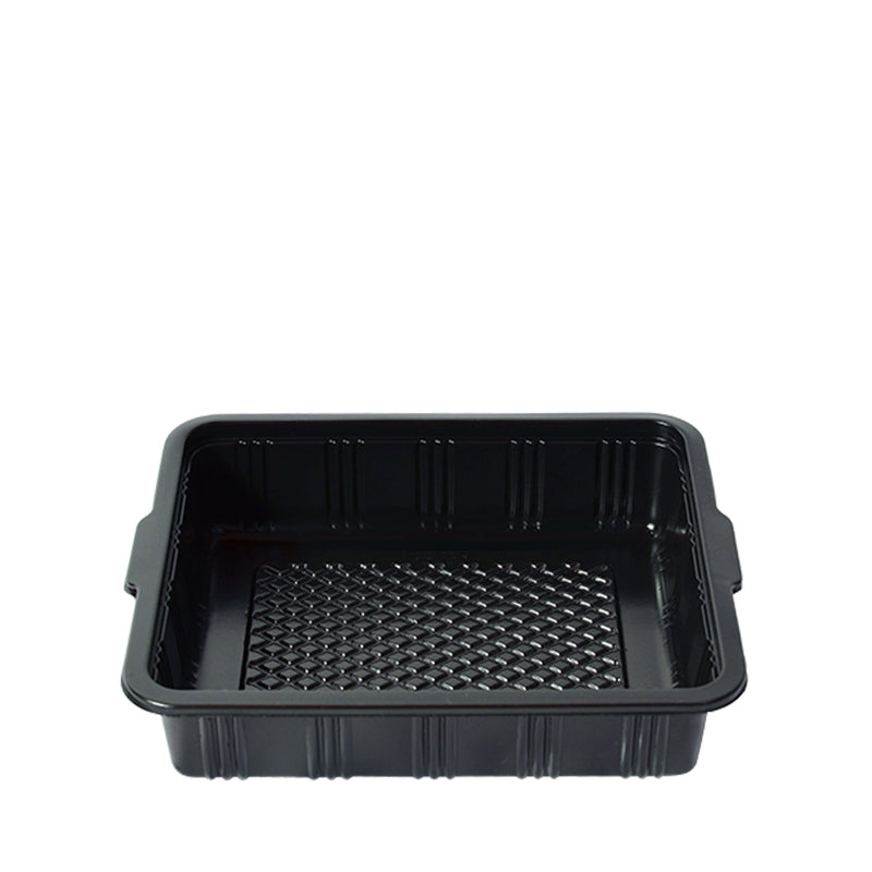 300pcs Plastic Microwavable Food Tray LSP-61 - (₱10.50/piece) - CCH Packaging Machine Trading