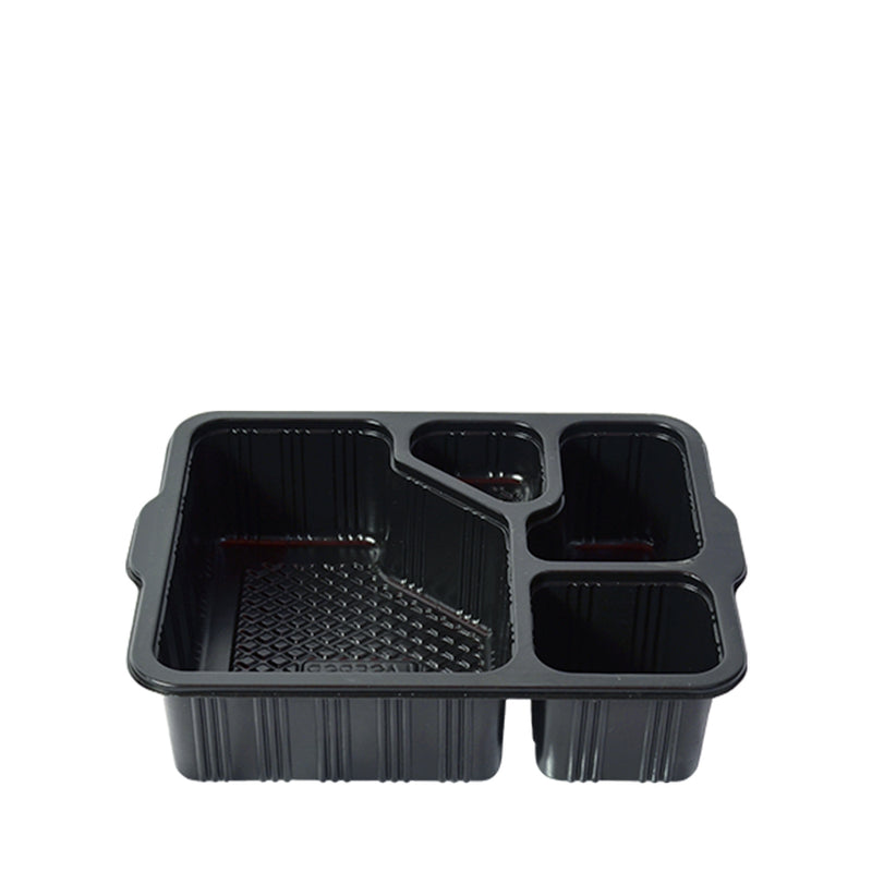 Plastic PP Food Tray Microwavable LSP-73 200pcs/ctn (₱14.00/piece) - CCH Packaging Machine Trading