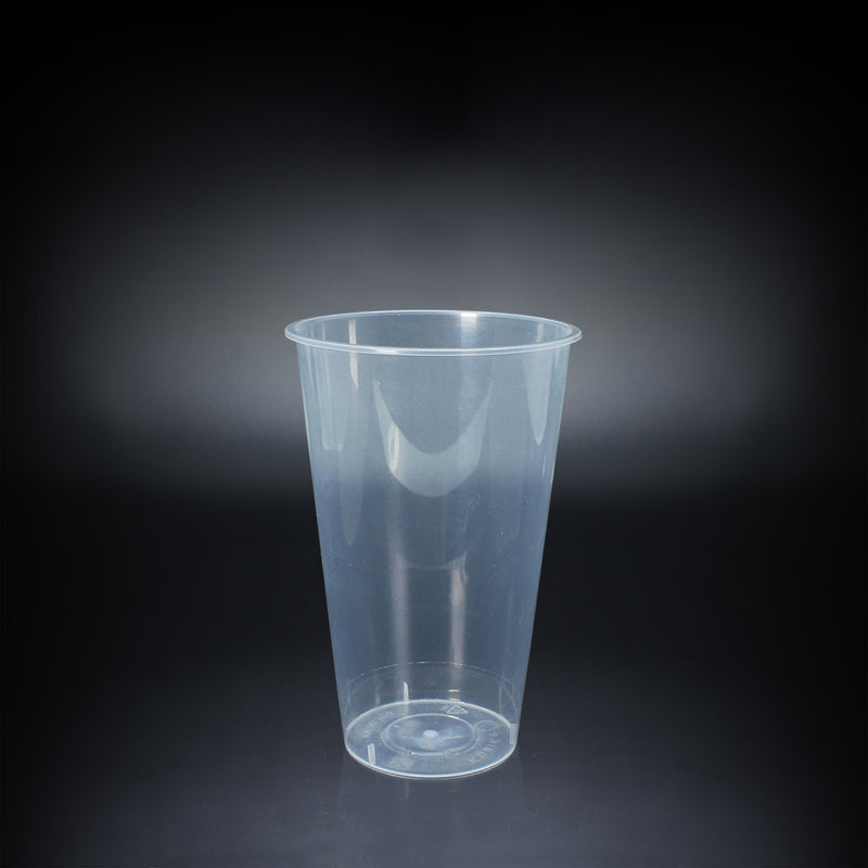 Hard Cup P500 Plastic Cup with lid 16oz 500ml 90mm Diameter 50pcs/pack (₱8.00/set) - CCH Packaging Machine Trading