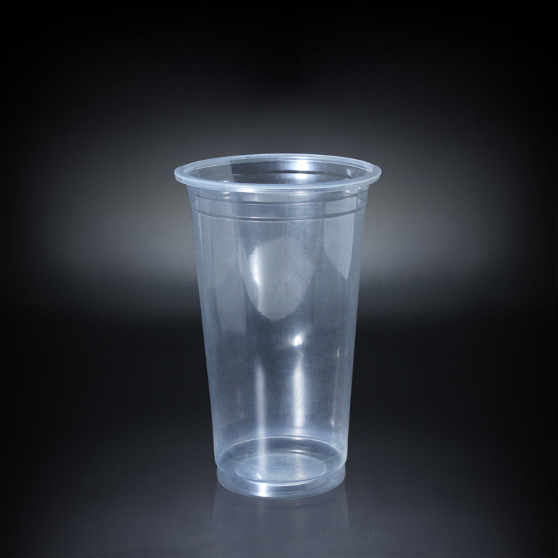 50pcs Plastic Cup FA 700ml 95mm Diameter - (₱3.10/piece) - CCH Packaging Machine Trading