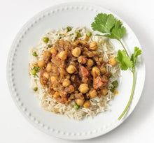Load image into Gallery viewer, BULK / FOOD SERVICE Chana (or Chole) Masala Flavor Pack (35 servings)