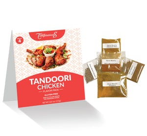 Tandoori Chicken Spices (8-16 servings)