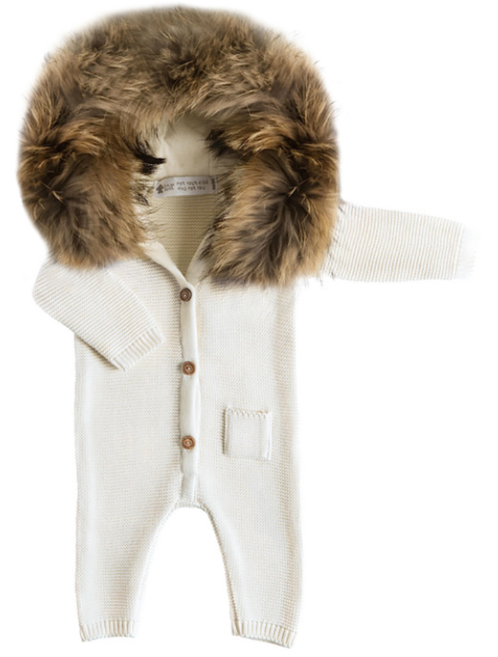 NEW | EMPIRE® BABY BEAR WINTER FUR FULL OUTFIT