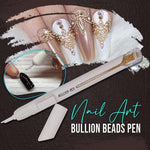 Load image into Gallery viewer, Nail Art Bullion Beads Pen