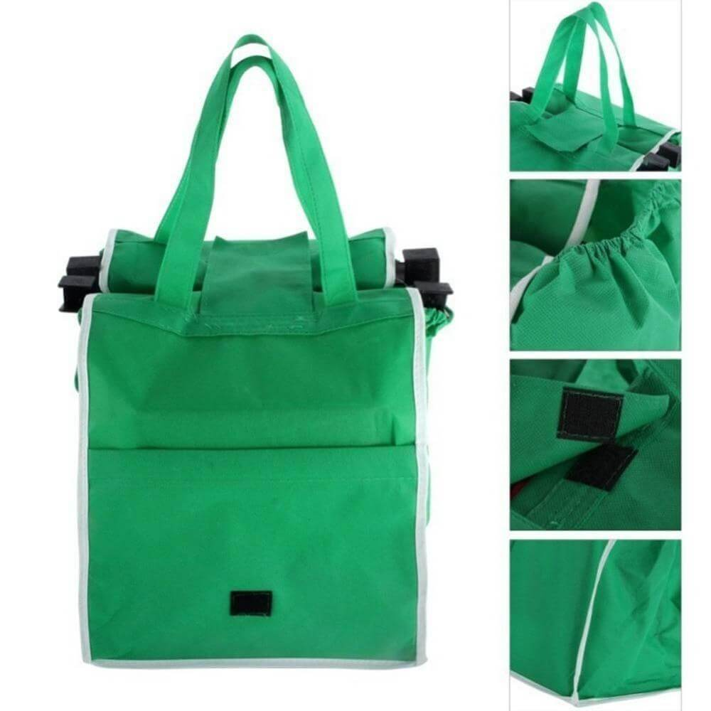 GO ECO Bag: the only shopping bag you need!