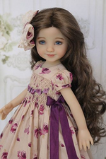 Load image into Gallery viewer, 👧👧Little Darling Dianna Effner Doll With Dress#22