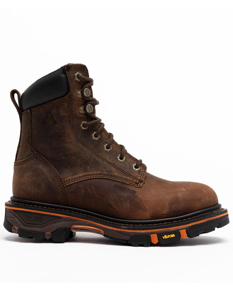 "MEN'S 8"" DECIMATOR WORK BOOTS - NANO COMPOSITE TOE"