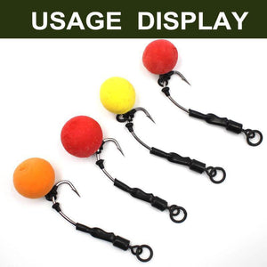 Magic Bubble Ball Fishing Bait--Release Oxygen Underwater