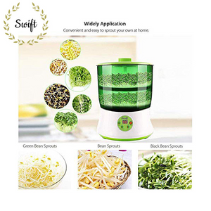 Labor Day Promotion-Swift Automatic Sprouter Machine(Free shipping)