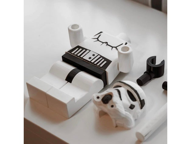 Darth Vader/Stormtrooper Paper Holder(40% OFF NOW)