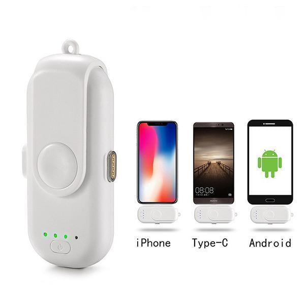 Mini Magnetic Power Bank(Free shipping over $39.99)