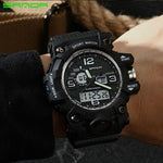 Load image into Gallery viewer, SANDA top luxury watch Relogio Masculino