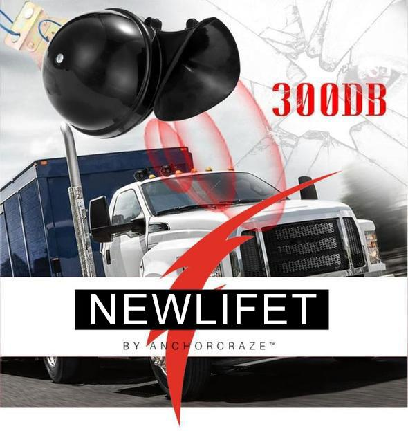 "300DB Train Horn For Trucks ""The loudest horn I have ever heard in my LIFE!"""
