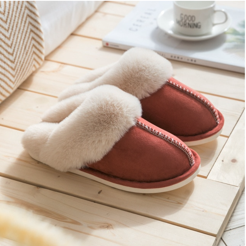 THE WARM WRAPPING SLIPPER