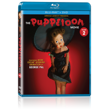 Load image into Gallery viewer, The Puppetoon Movie Volume 2 Blu-ray+DVD Collectors Limited Edition