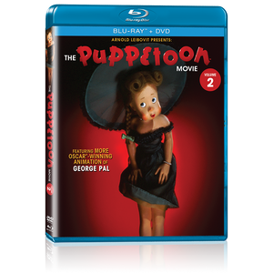 The Puppetoon Movie Volume 2 Blu-ray+DVD Collectors Limited Edition