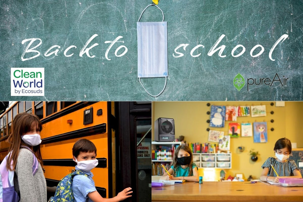 Greentech ARC Air Purifiers Keeping Students and Teachers Healthy at School