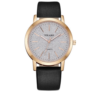 Women Clock Luxury Starry Sky Watch for Woman
