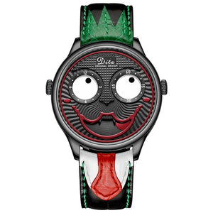 joker wrist watch