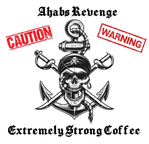 Ahabs Revenge *Extremely Strong Coffee* The Subvet
