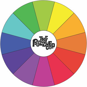 Young Puzzlers: Color All Around