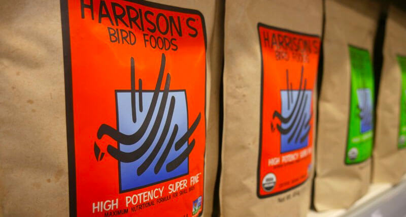 Harrison's Bird Foods – Why Feed Harrisons?