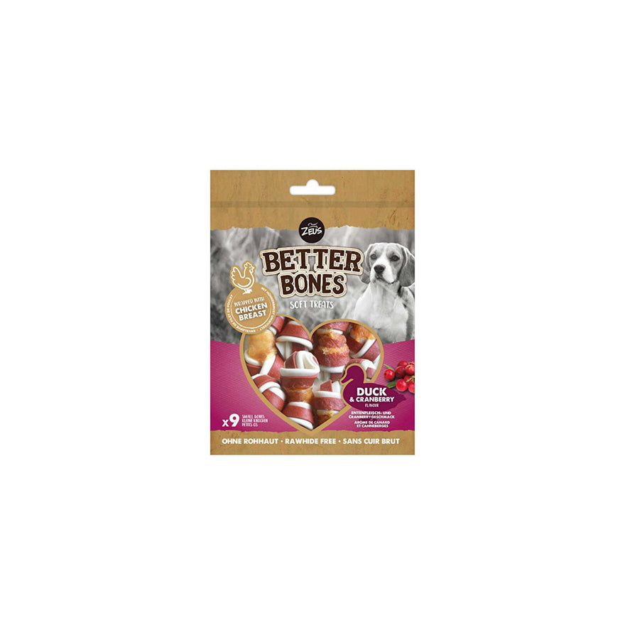 Hagen Zeus Bones Duck Cranberry Twists