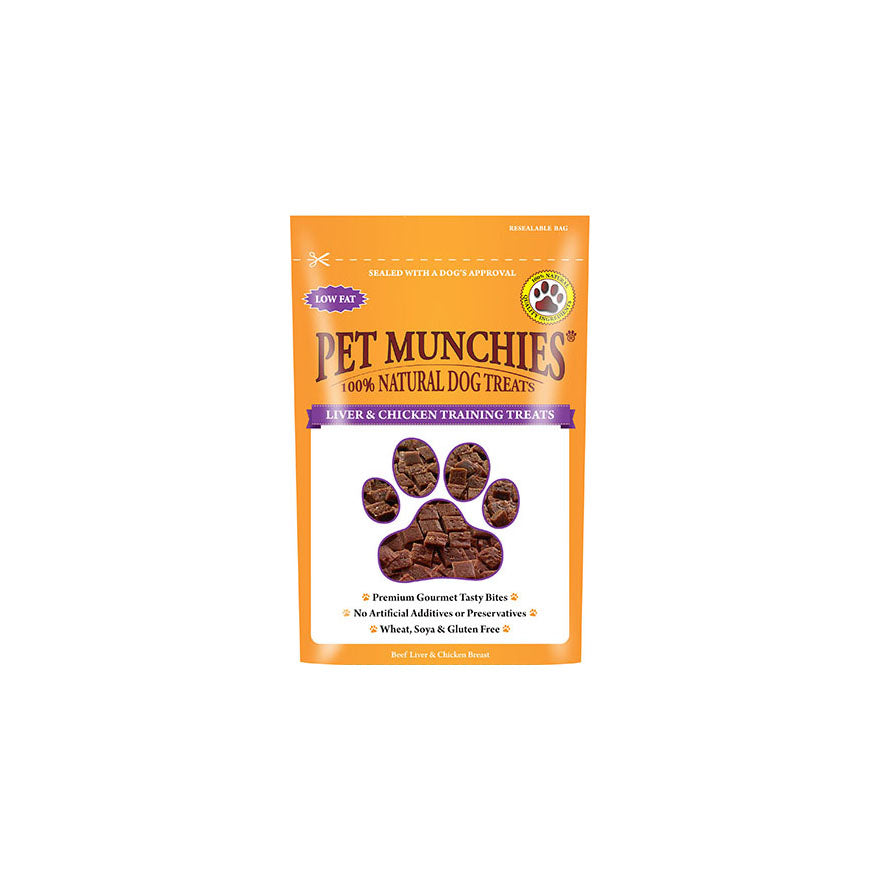 Pet Munchies Liver And Chicken Training