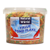 Natural World Pond Flake Food