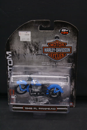 Open image in slideshow, Harley Davidson Models. 1:24 Scale