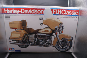 Open image in slideshow, Harley Davidson  FLH Model