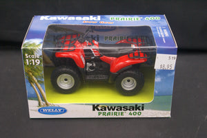 Open image in slideshow, Kawasaki 400 Quad