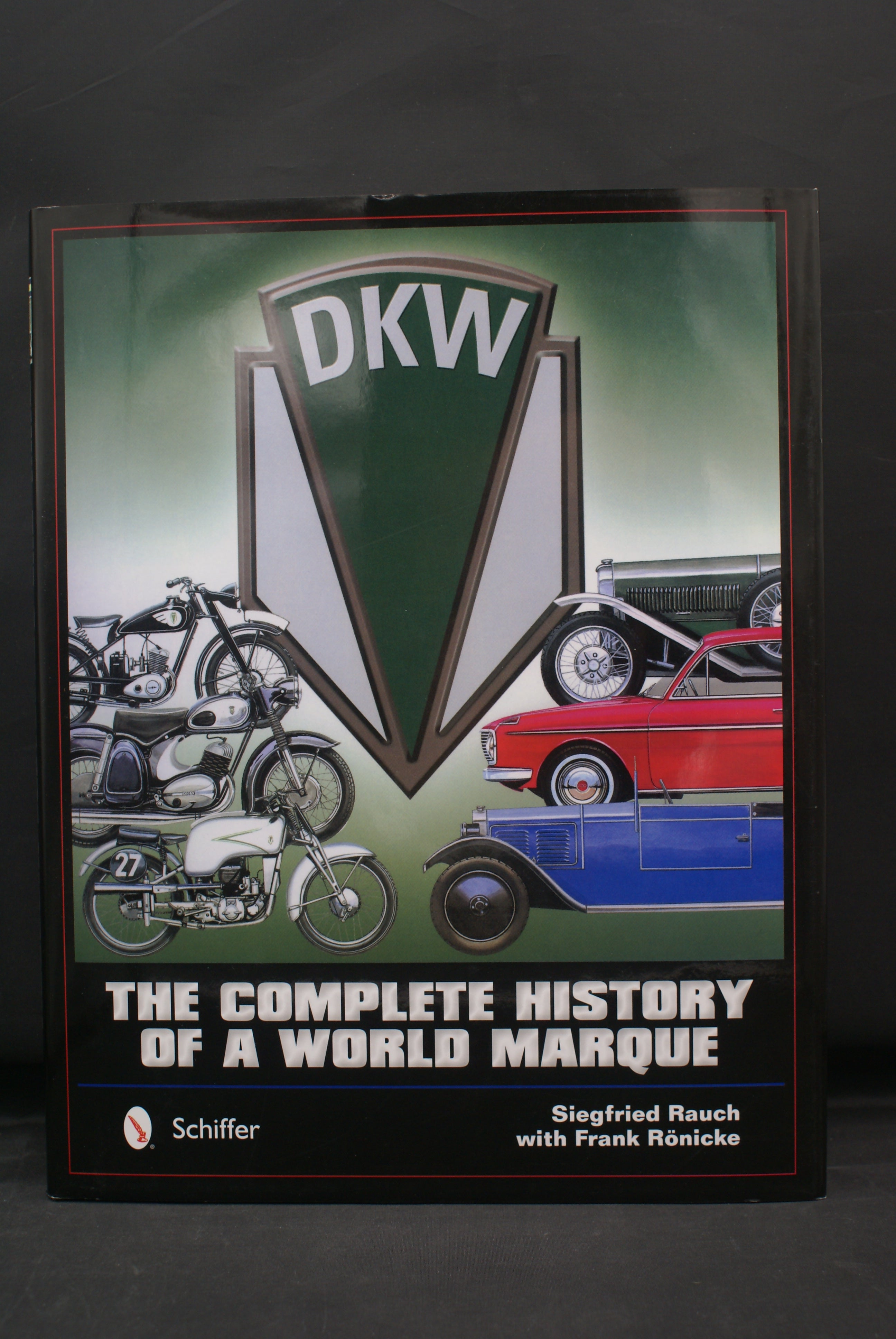 DKW, The complete history of a world marque