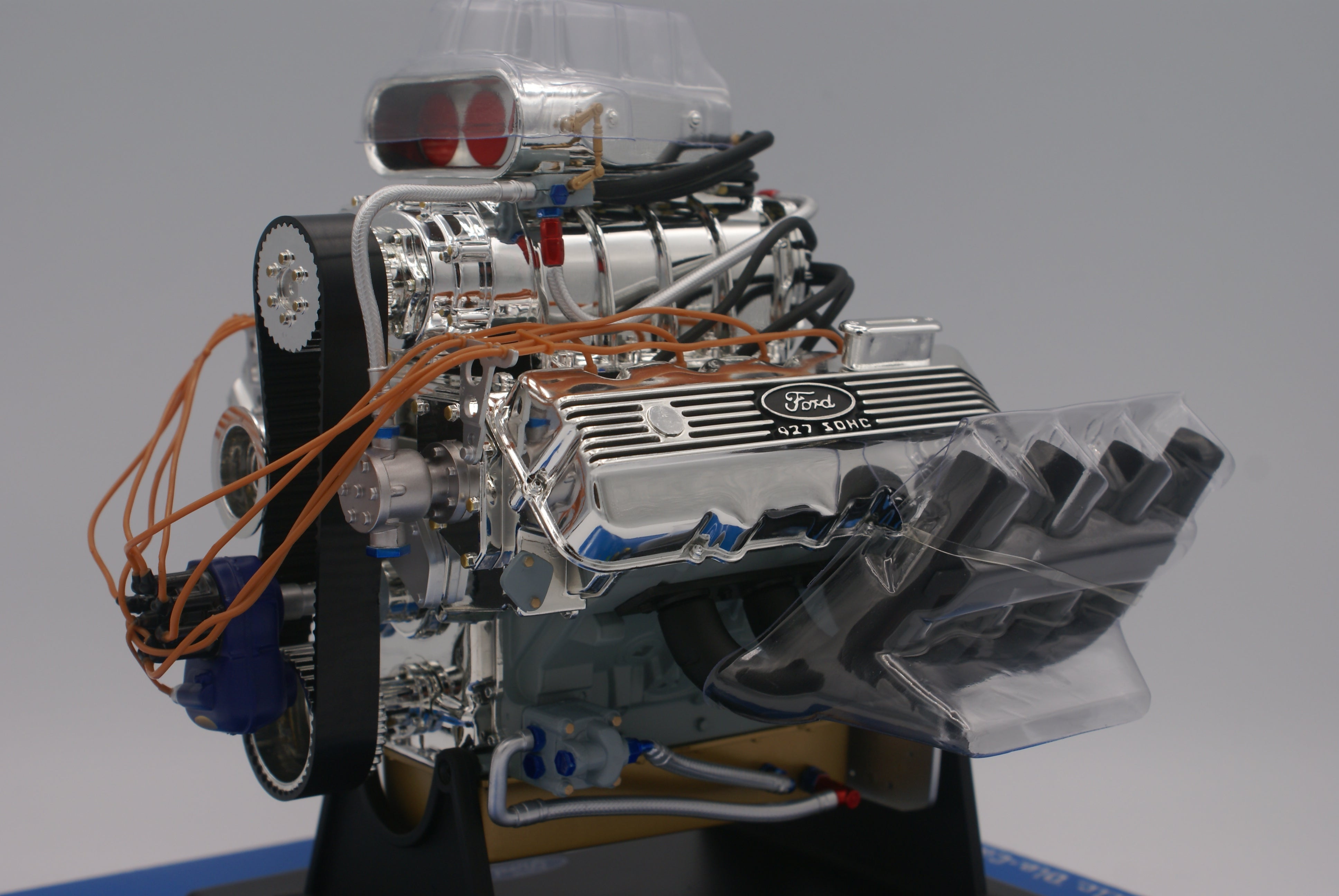 Ford 427 Dragster Engine