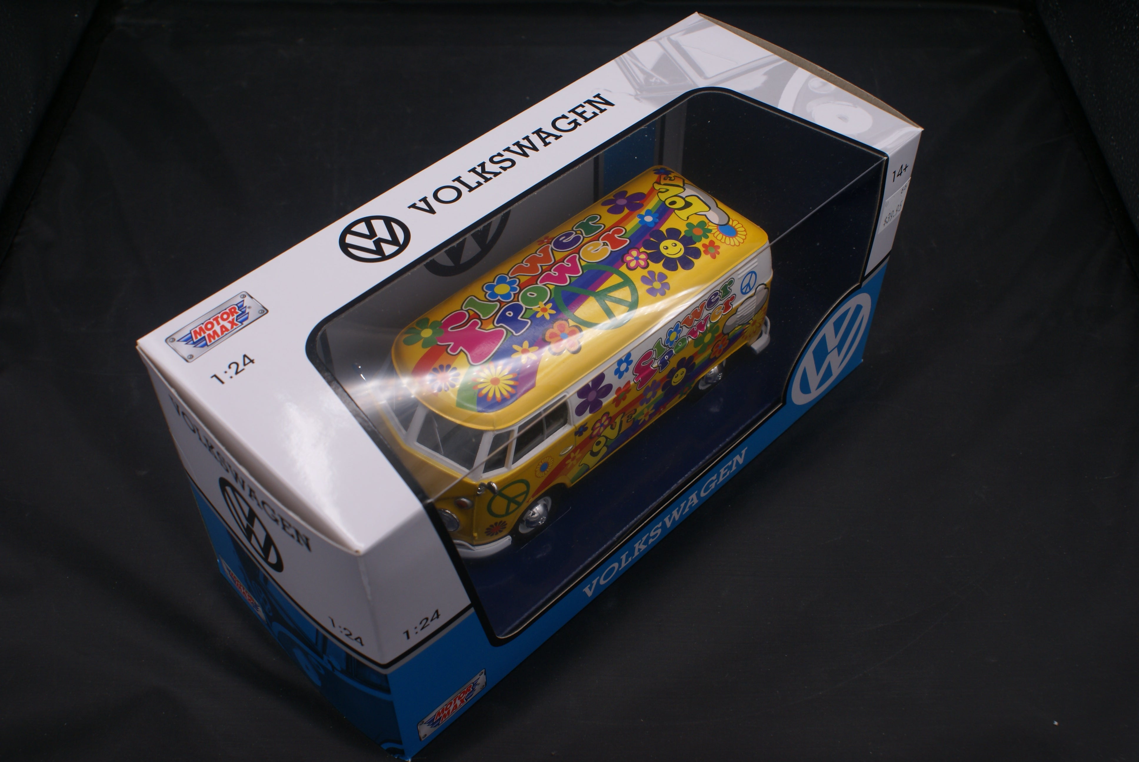 Volkswagen Delivery Flower Power