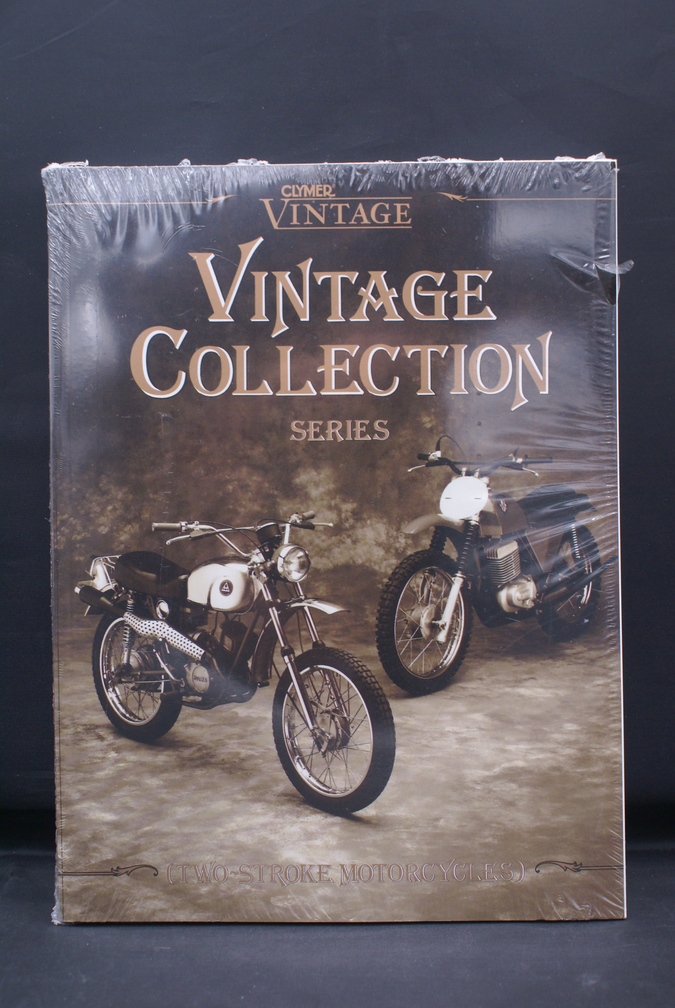 Clymer Vintage Collection, Two-Stroke