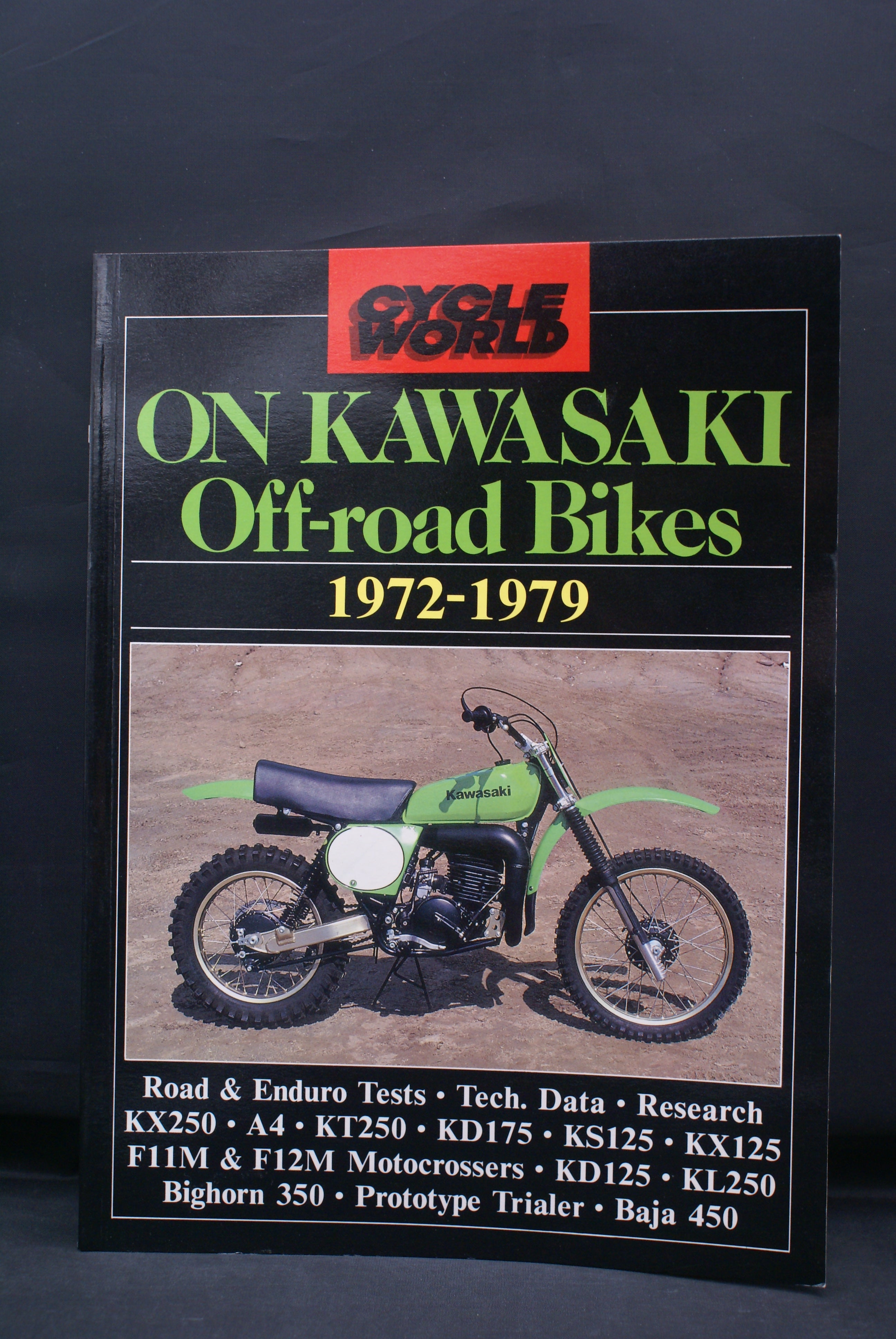 Kawasaki Off-Road Bikes