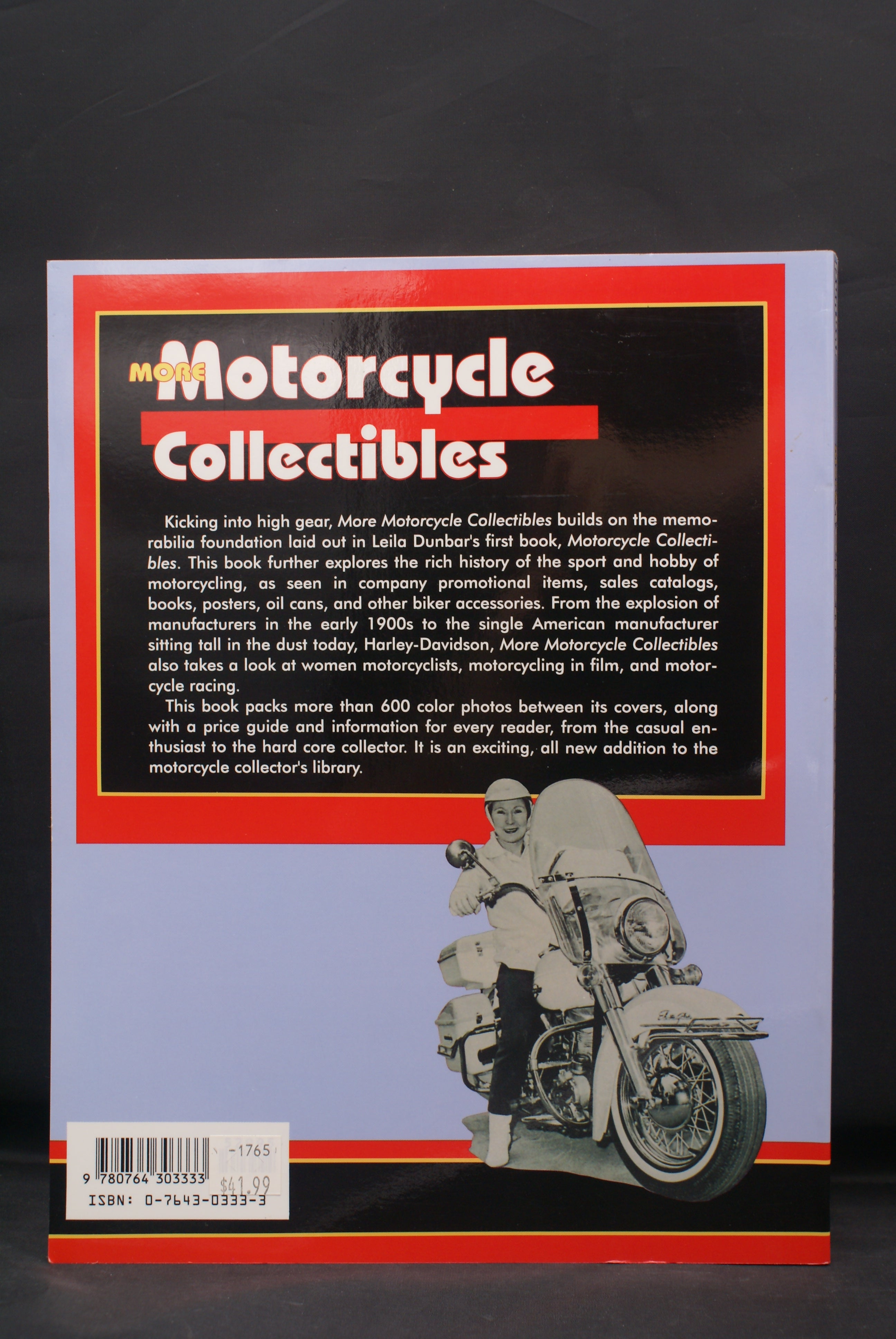 Motorcycle Collectibles