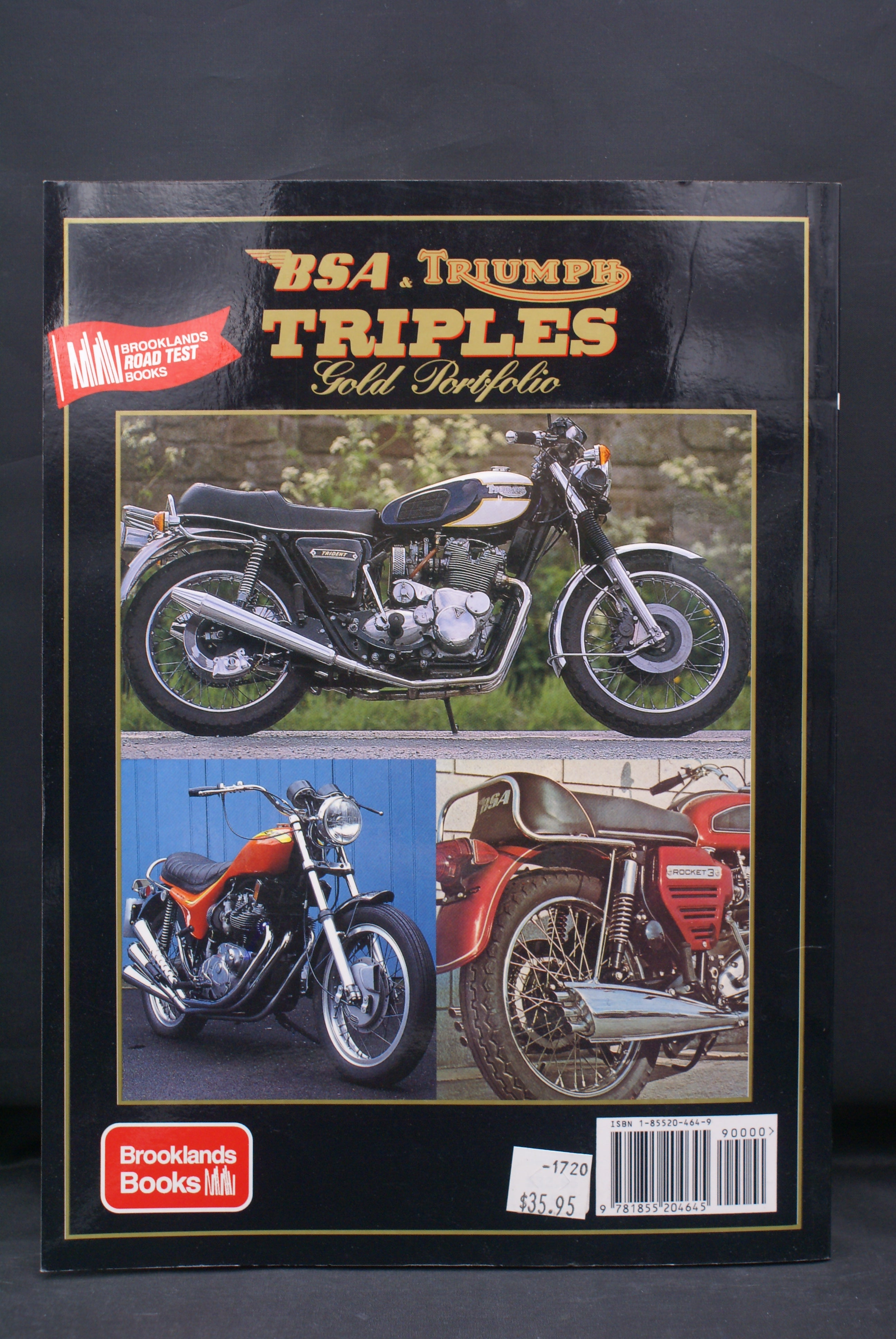 BSA & Triumph Triples 1968-1976