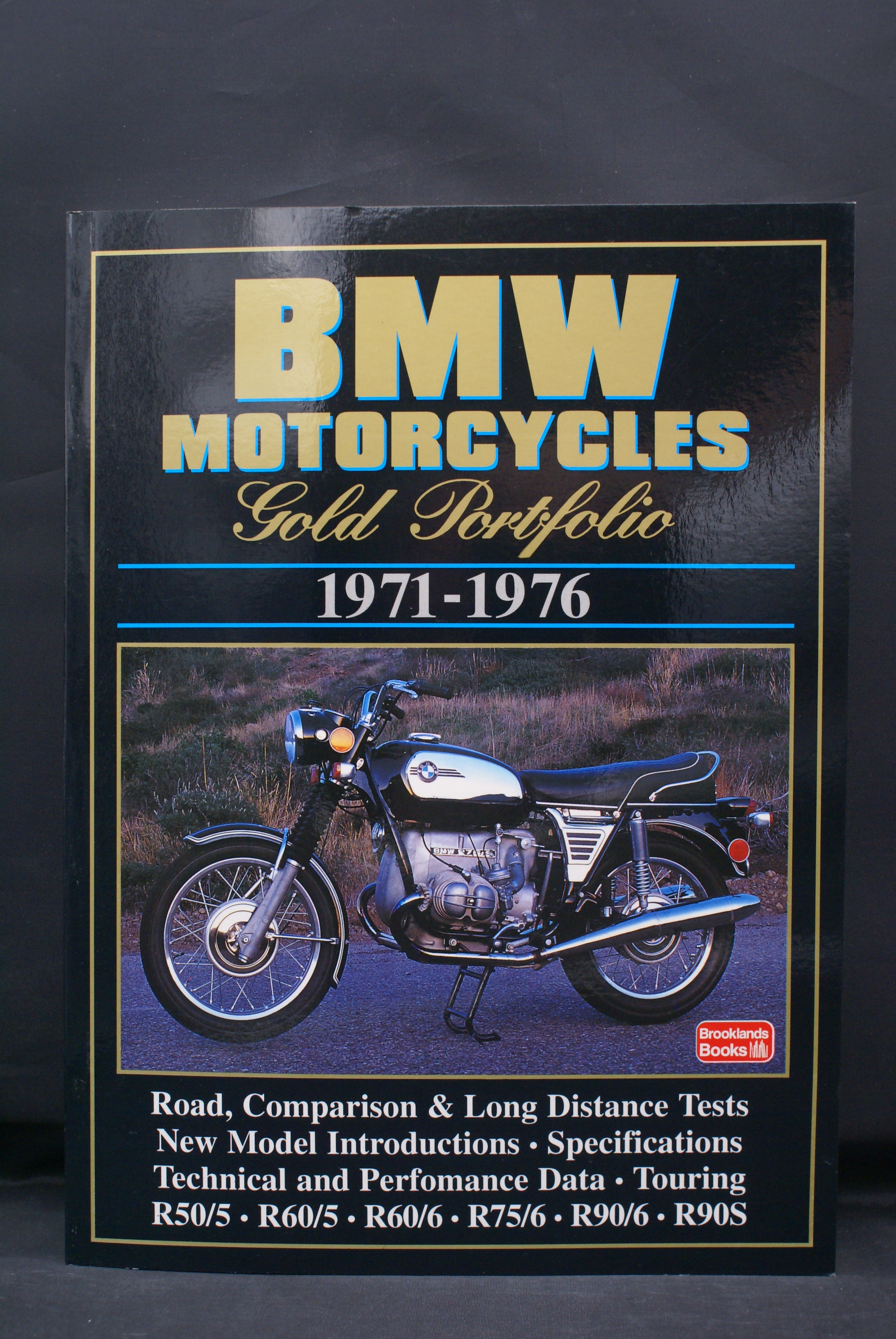 BMW Motorcycles 1971-1976